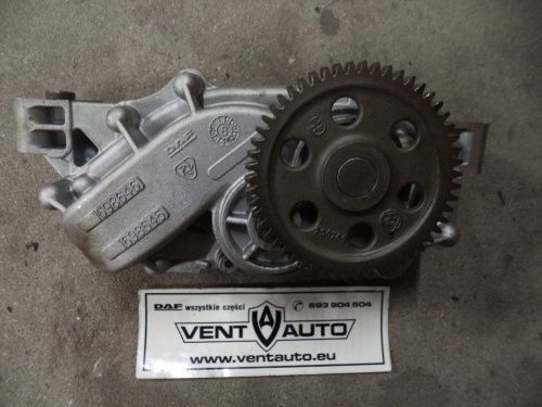 DAF PACCAR oil pump for DAF XF 105 tractor unit