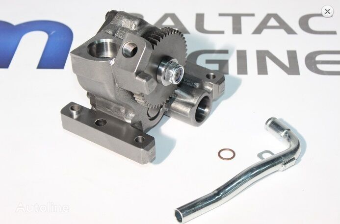 new Voith oil pump for bus