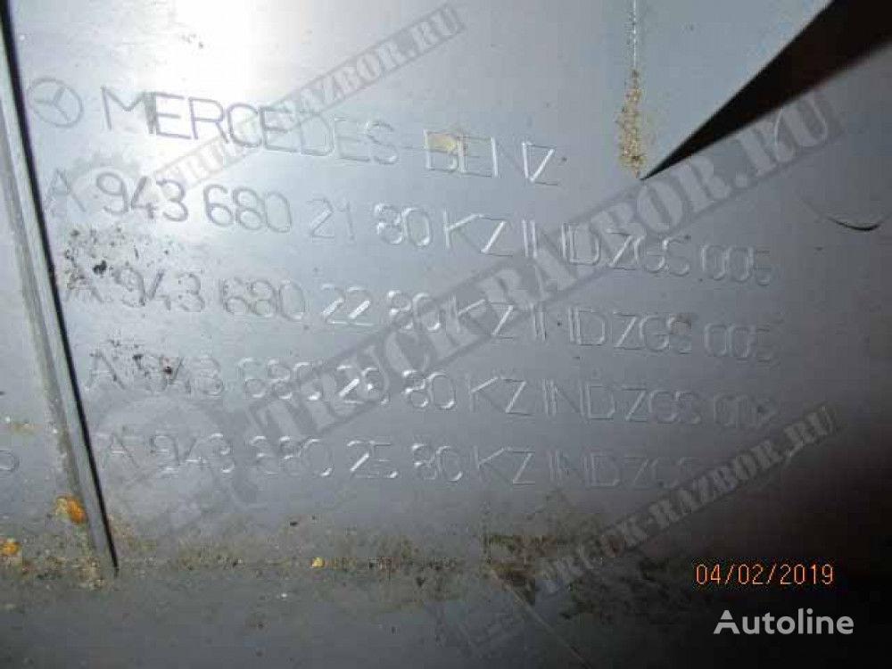 veshchevoy otsek (bardachok) (9436800152) other cabin part for MERCEDES-BENZ tractor unit