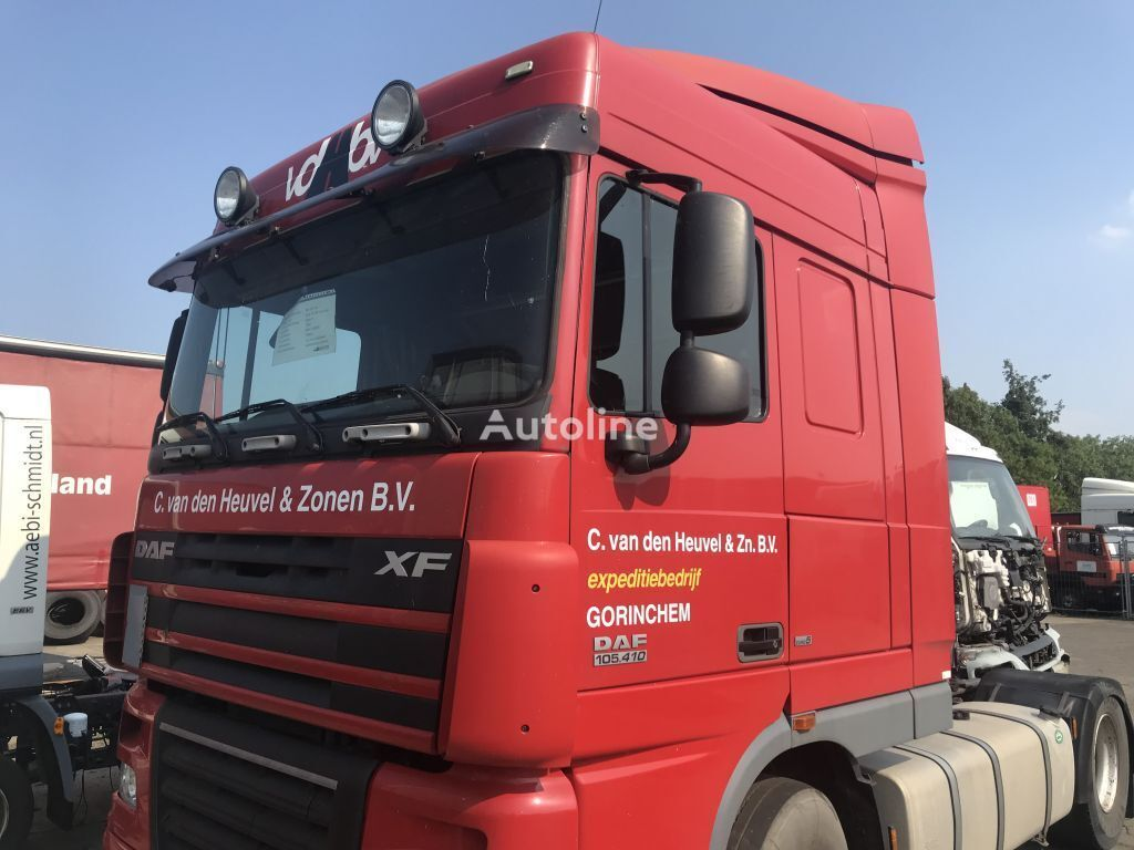 DAF Cabine XF 105 other cabin part for DAF truck