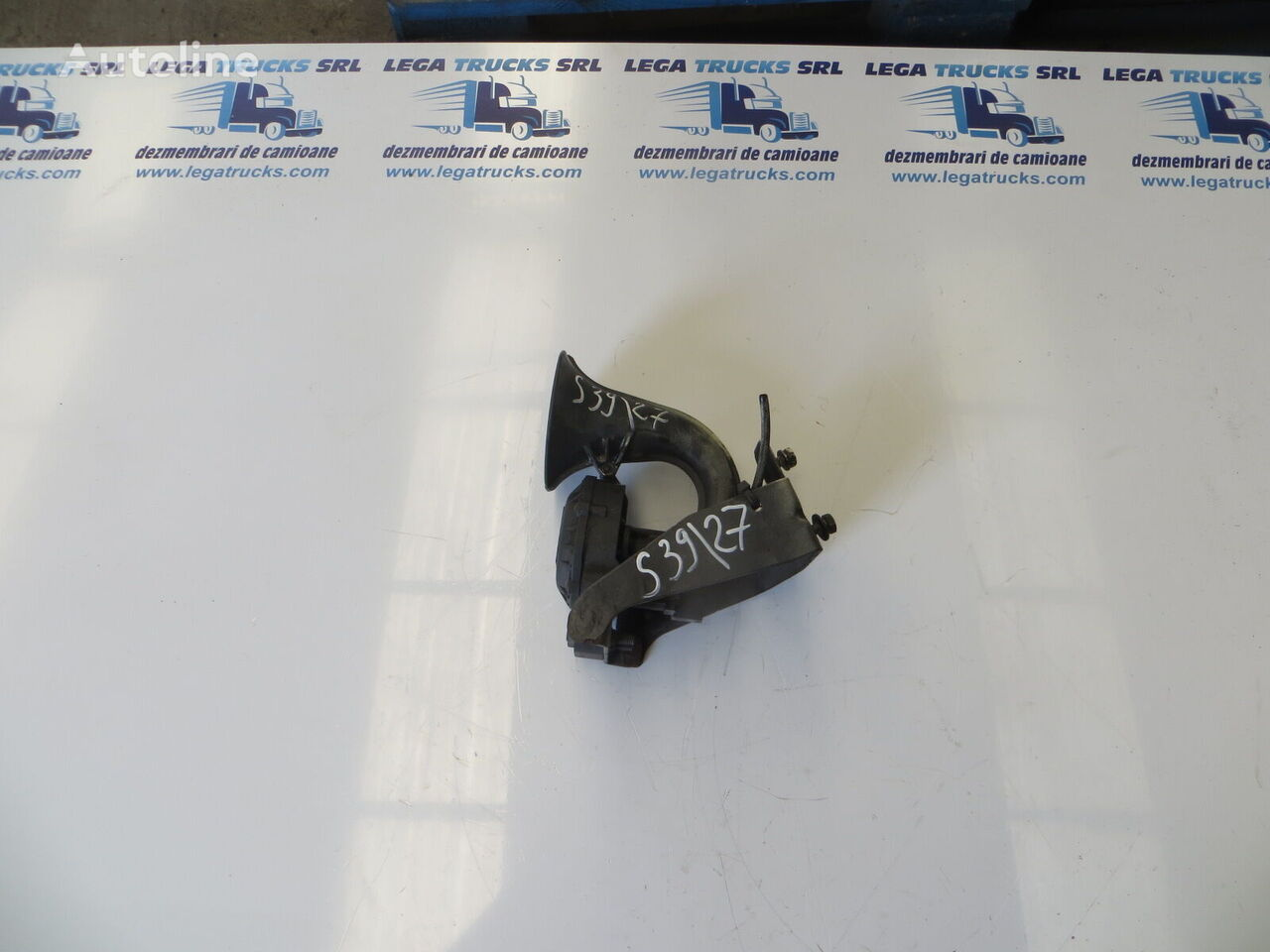 CLAXON+SUPORT SCANIA R480 EURO 6 2014 SCANIA CLAXON+SUPORT R480 EURO 6 2014 other cabin part for SCANIA R tractor unit
