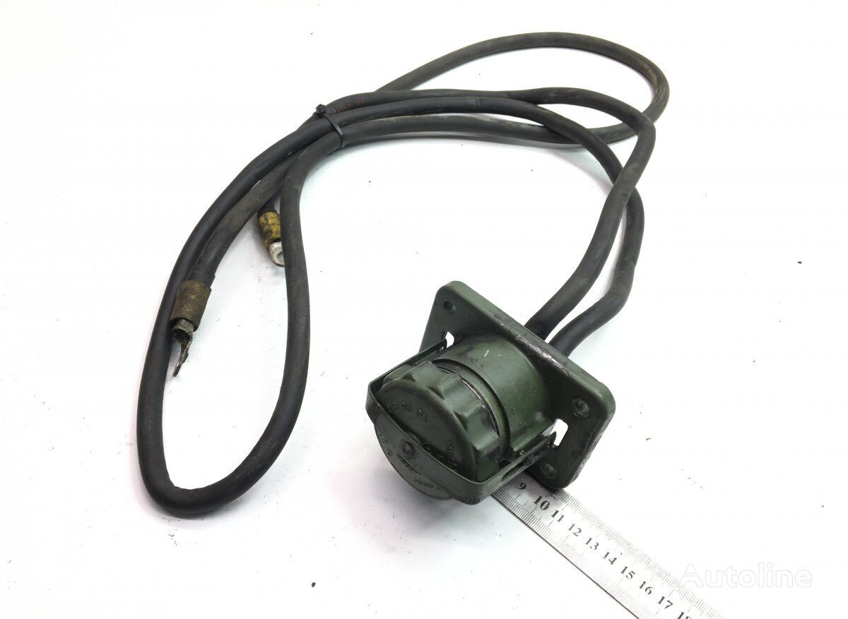 Socket 2 pin (81254320019) other electrics spare part for MAN LIONS CITY A23 (01.96-12.11) bus