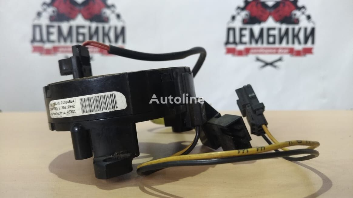 Shleyf podrulevoy (kontaktnaya gruppa rulevoy kolonki) other electrics spare part for VOLVO truck