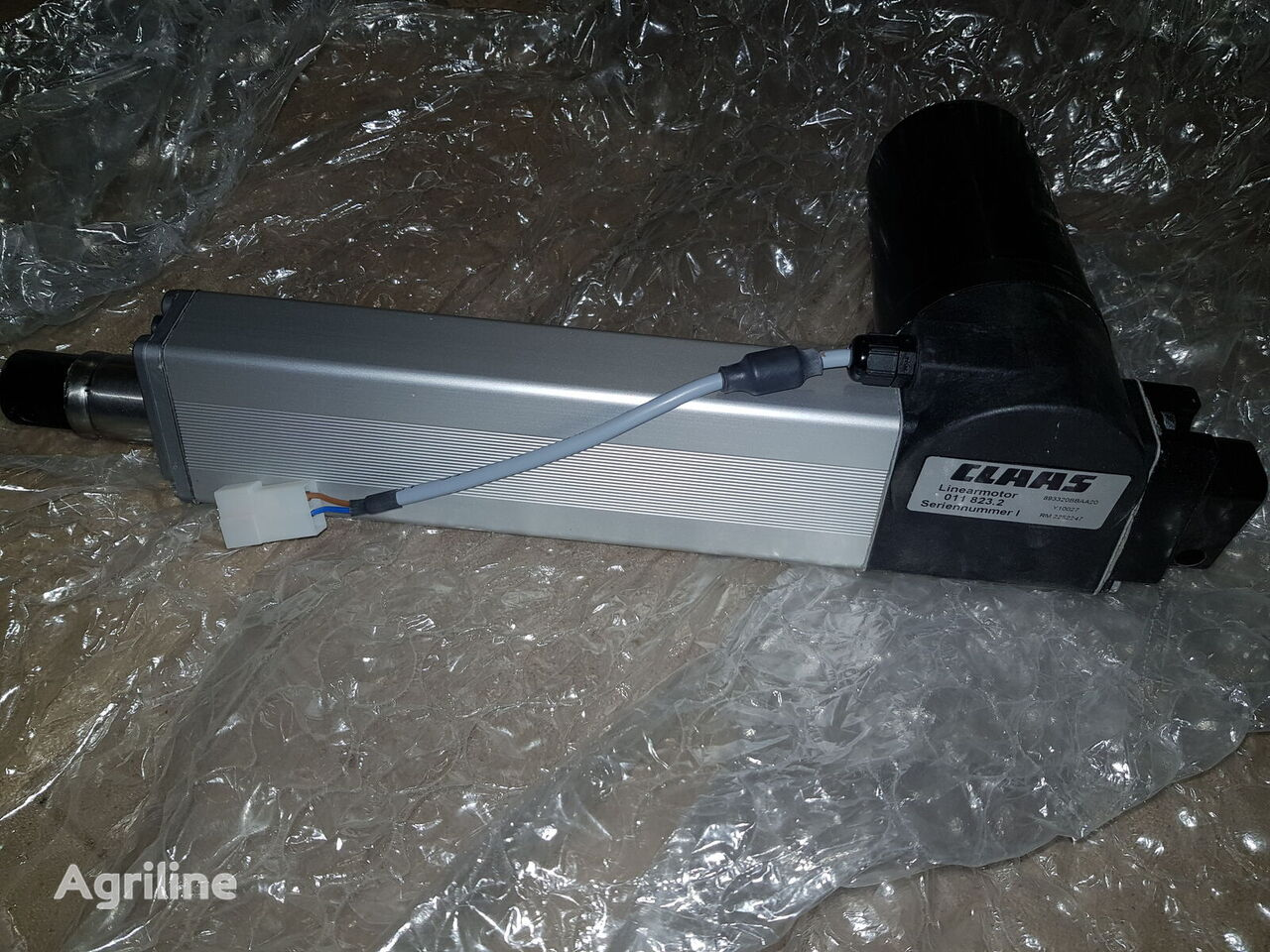 Claas elektromotorchiki other electrics spare part for CLAAS grain harvester