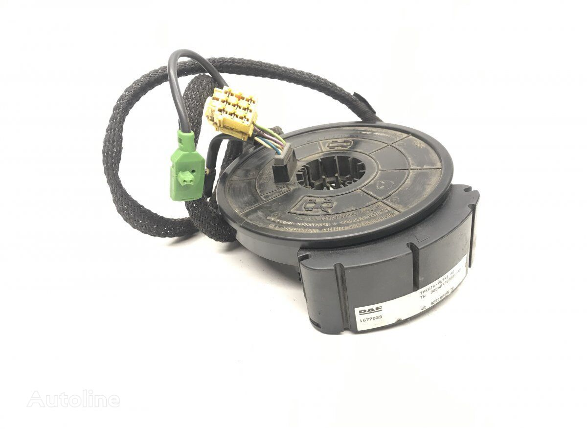 Steering Wheel Clock  DAF (1677033) other electrics spare part for XF95/XF105 (2001-) tractor unit