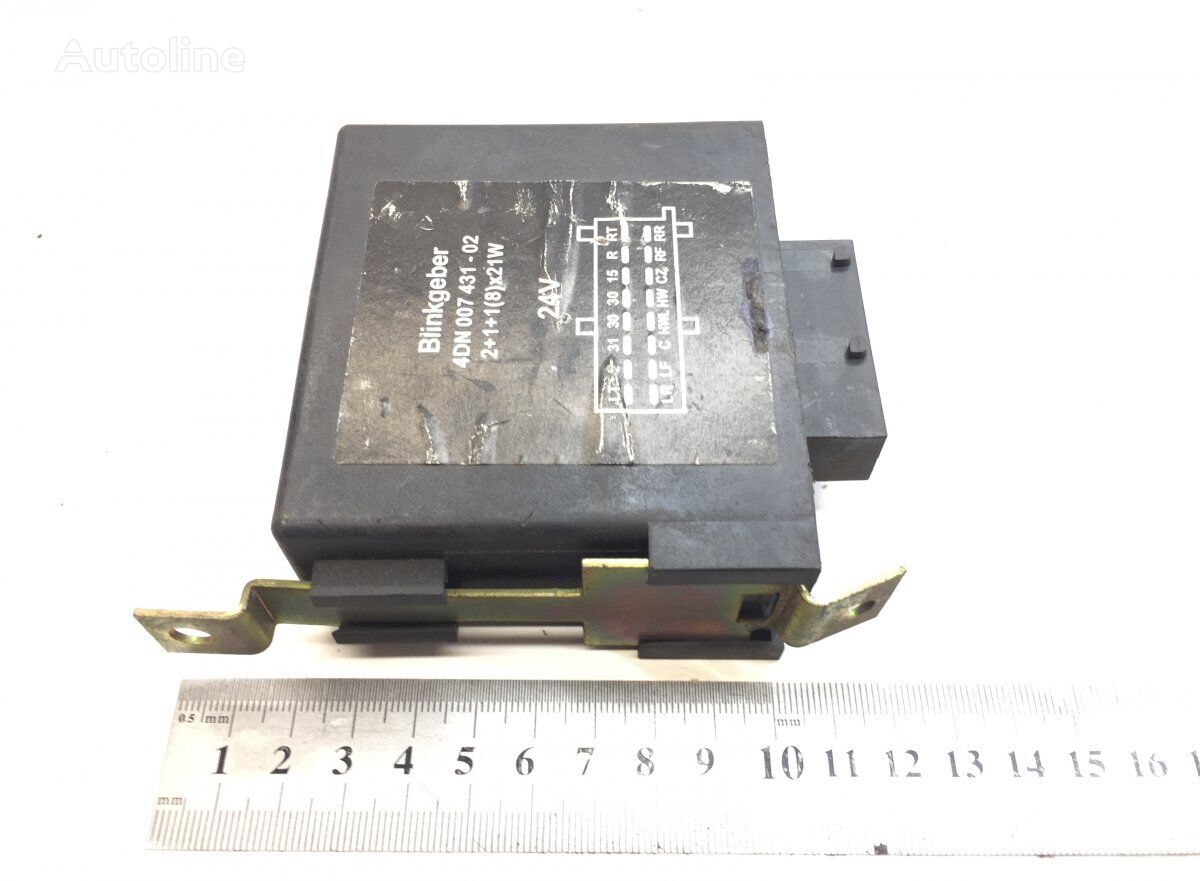 HELLA 4-Series bus L94 (01.96-12.06) (4DN00743102) other electrics spare part for SCANIA 4-series 94/114/124 bus (1995-2005) bus