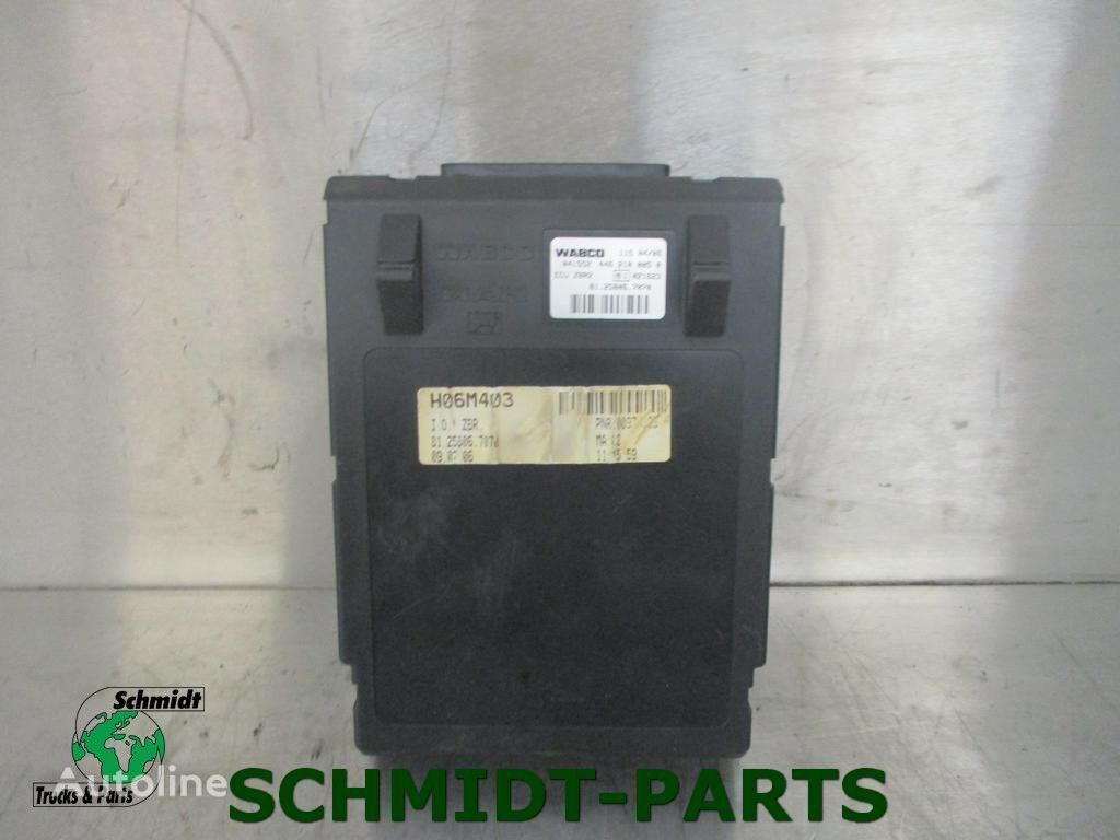 ZBR Regeleenheid MAN other electrics spare part for truck