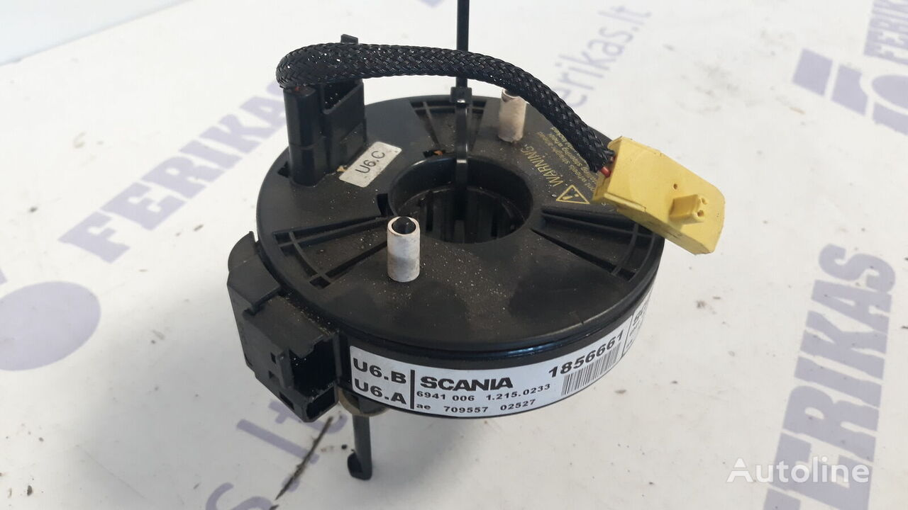 Spring coil SCANIA (1856661) other electrics spare part for SCANIA R tractor unit