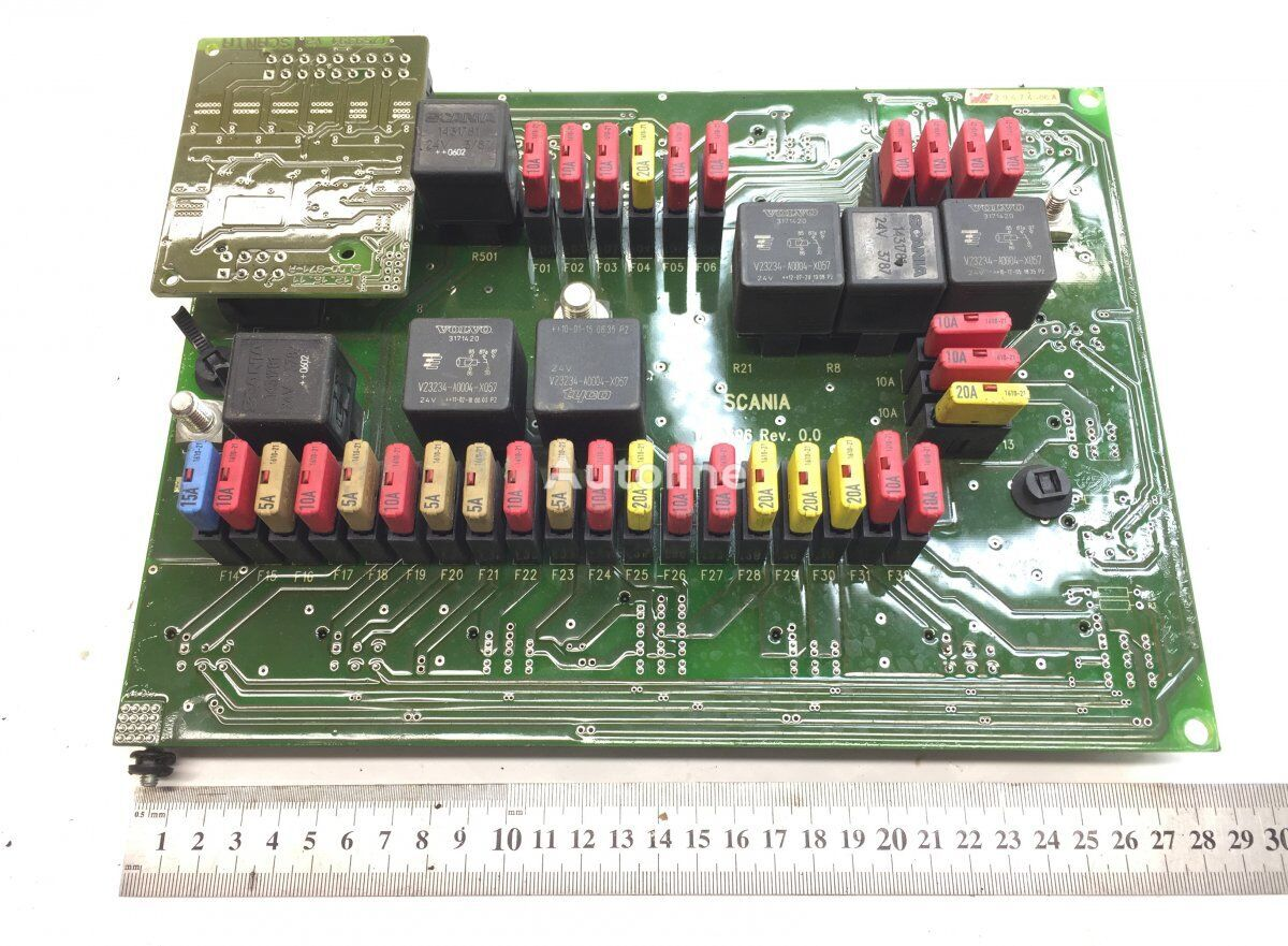 SCANIA K-series (01.06-) (1759396 1759397) other electrics spare part for SCANIA K N F-series bus (2005-) bus
