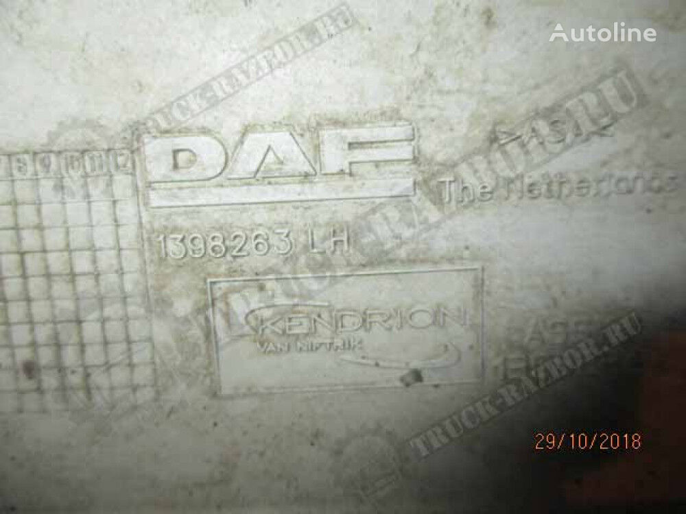oblicovka fary, L other electrics spare part for DAF tractor unit