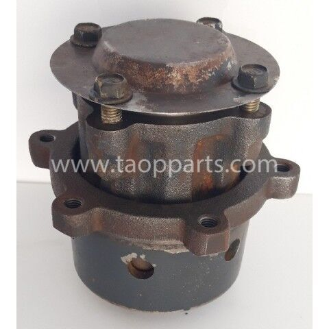 Poulie other engine spare part for KOMATSU HM300-2 articulated dump truck