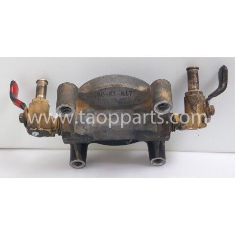 Couvercle other engine spare part for KOMATSU HM300-2 articulated dump truck