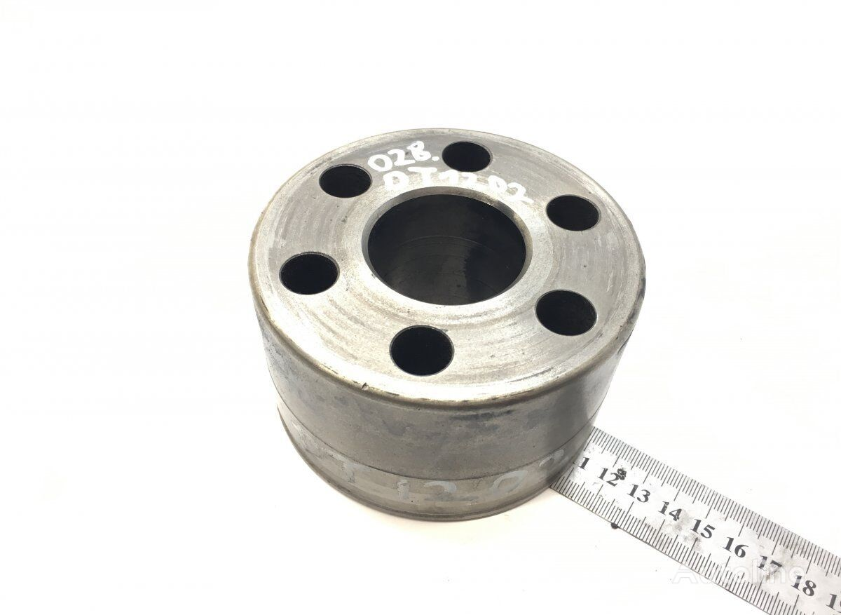 Crankshaft Hub SCANIA (1514668 1434338) other engine spare part for SCANIA 4-series 94/114/124/144/164 (1995-2004) tractor unit