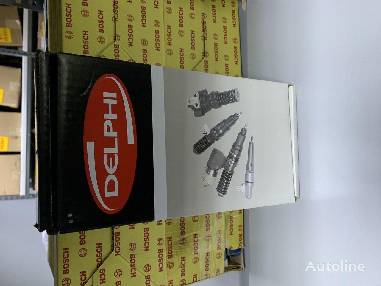 Injector  DELPHI 2015-2020 other engine spare part for DAF Daf series tractor unit