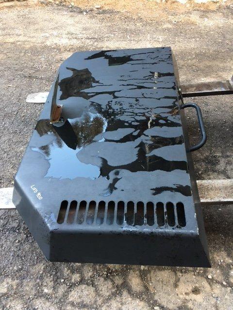 LIEBHERR Engine Hood other engine spare part for LIEBHERR 900 excavator