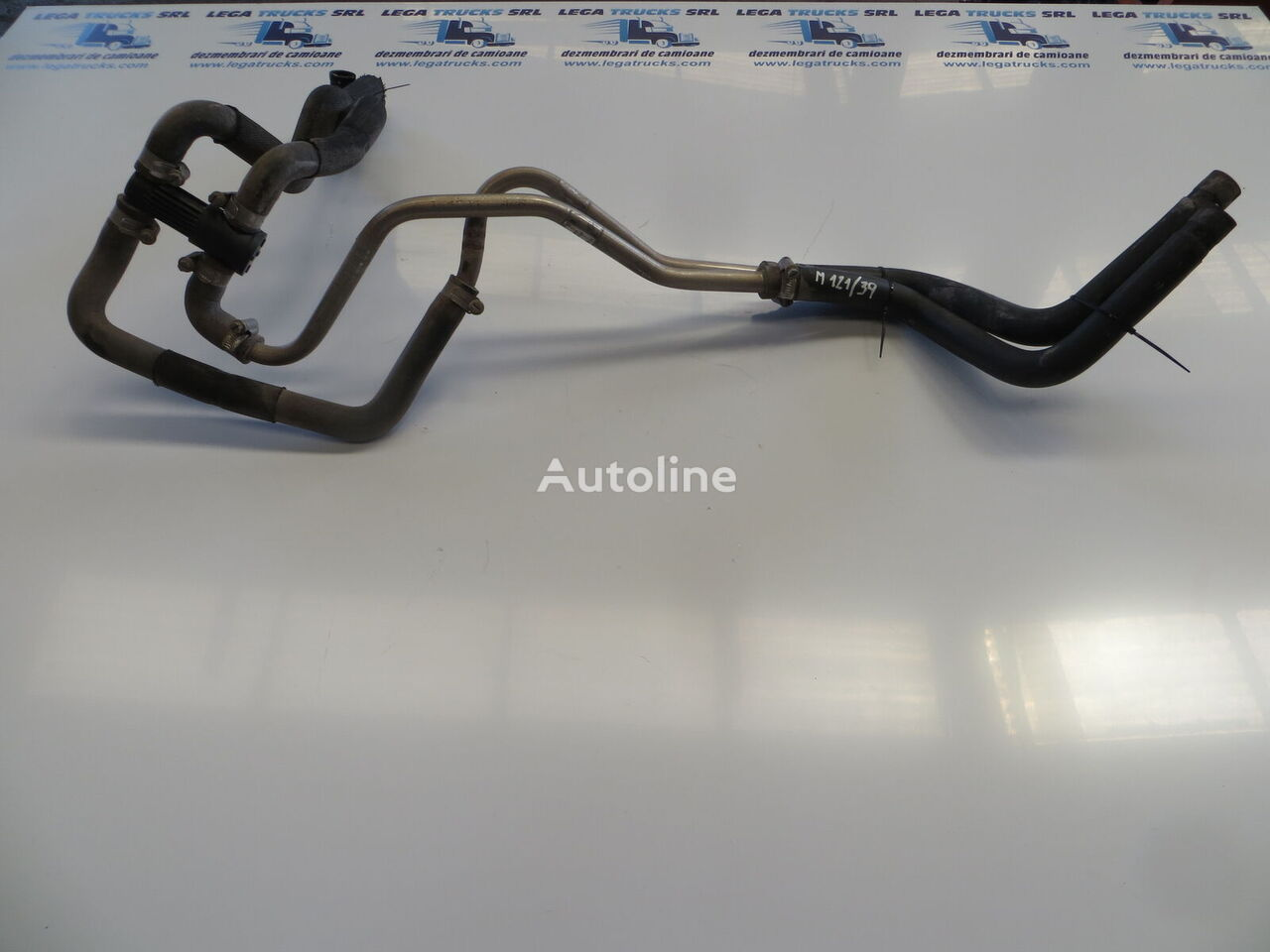 FURTUN INCALZIRE COMPLET MAN TGX 440 EURO4 2010 MAN other engine spare part for MAN TGX tractor unit