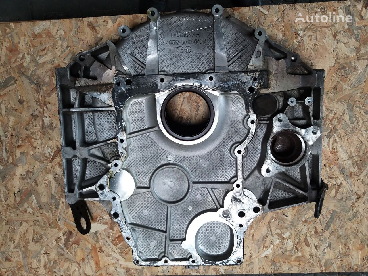 TIMING CASE  MAN D2066 D2676 other engine spare part for MAN TGA TGS TGX  truck