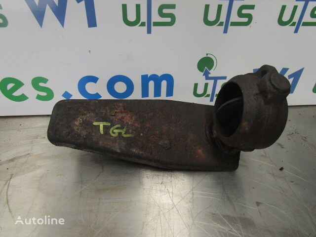 EXHAUST BRAKE MAN DO834 LFL54 other engine spare part for MAN TGL truck