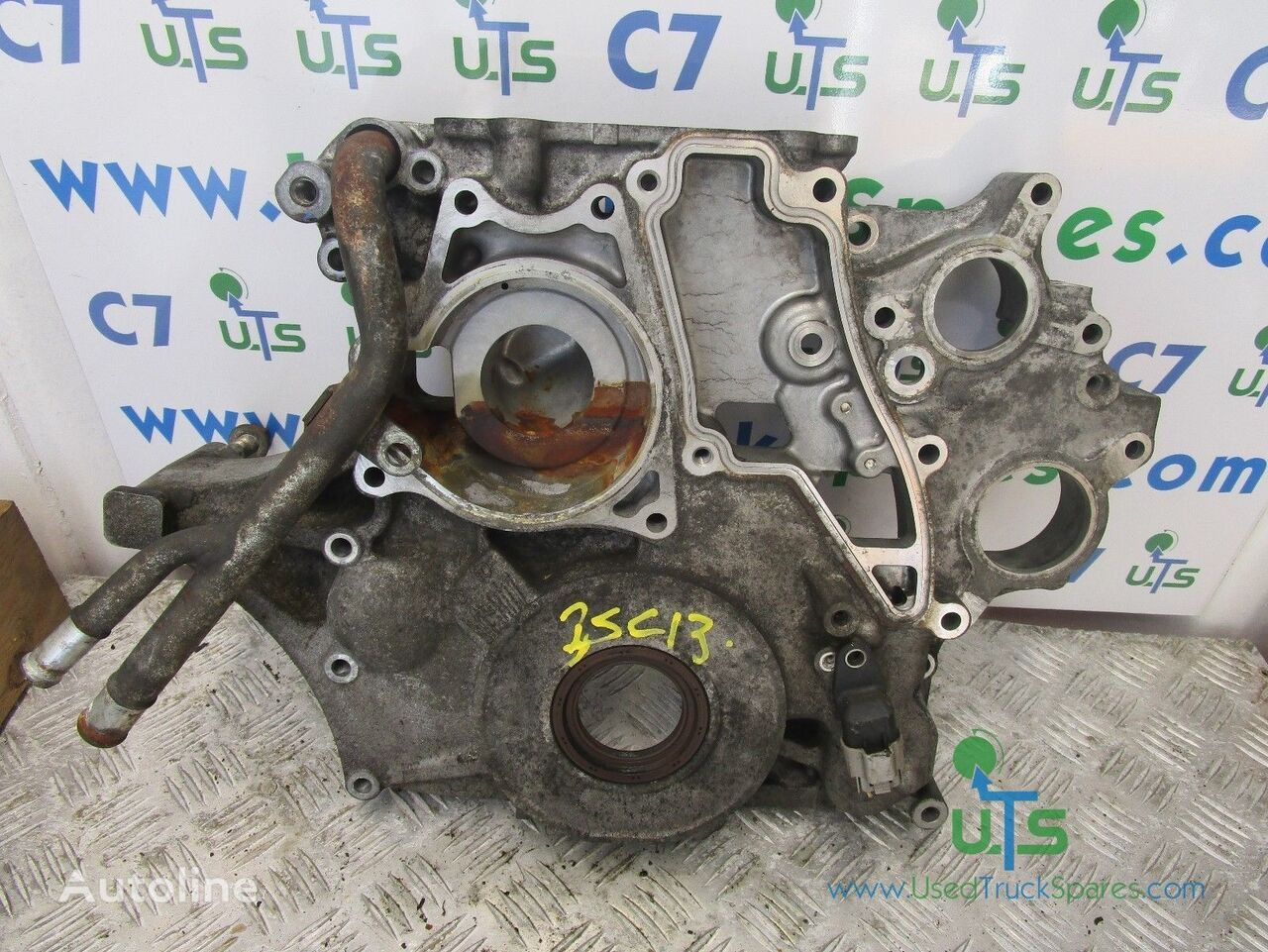 FRONT TIMING COVER MITSUBISHI other engine spare part for MITSUBISHI CANTER 35C13  truck