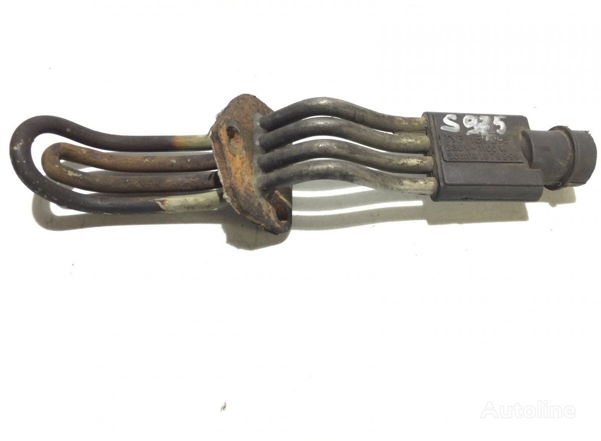 Engine Cylinder Block Heater SCANIA other engine spare part for SCANIA 4-series 94/114/124/144/164 (1995-2004) tractor unit