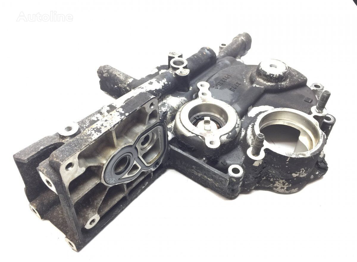 Engine Front Cover SCANIA (1813554 1912202) other engine spare part for SCANIA P G R T-series (2004-) tractor unit
