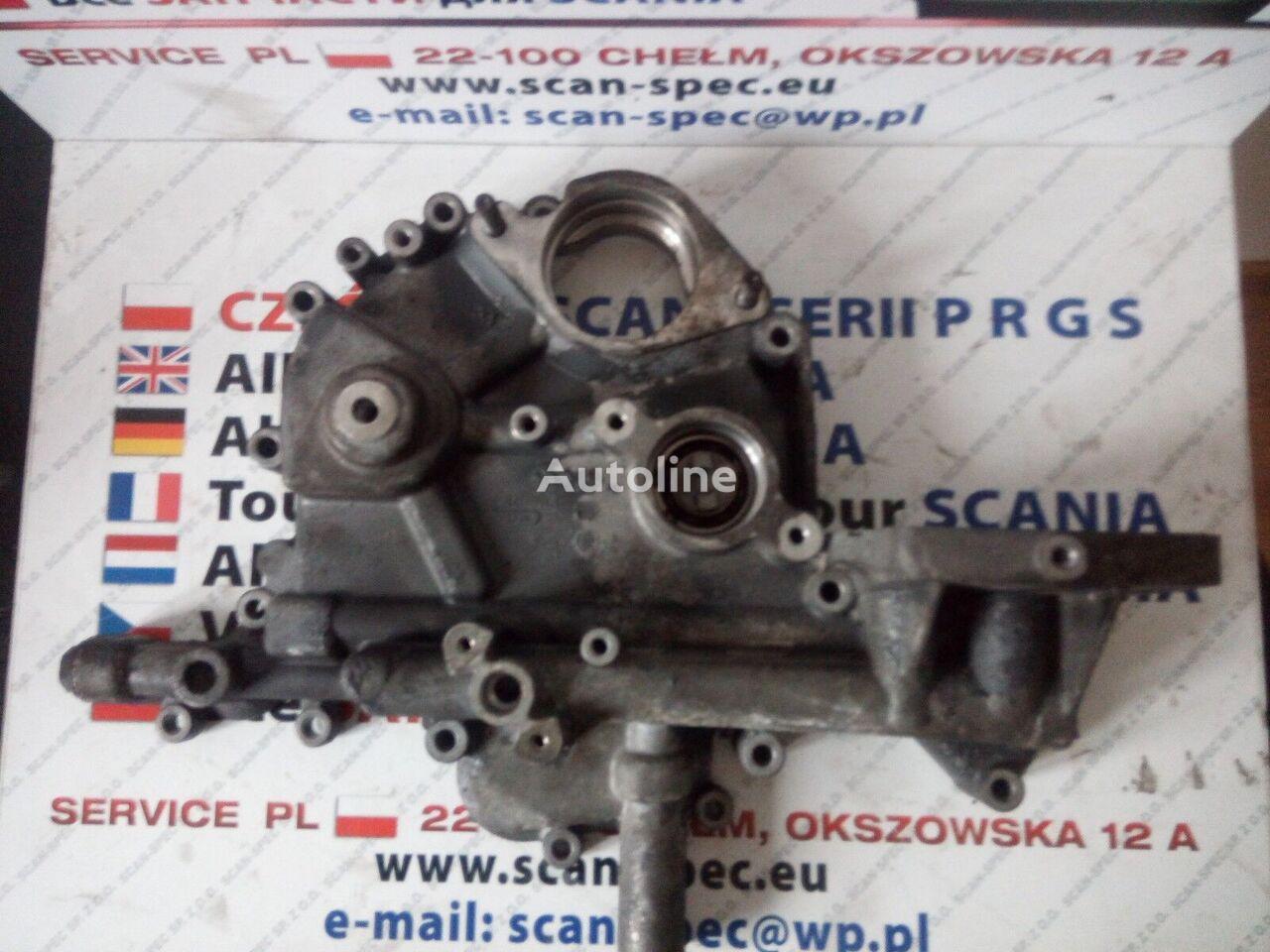 Pokrywa rozrządu V8 SCANIA DC 16 (1498204) other engine spare part for SCANIA Serie 4 R tractor unit