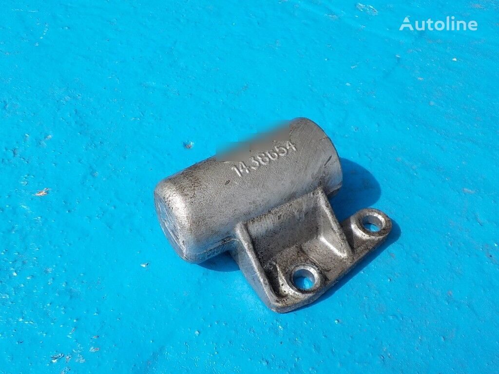 Flanec ventilyacii karternyh gazov other exhaust system spare part for SCANIA tractor unit