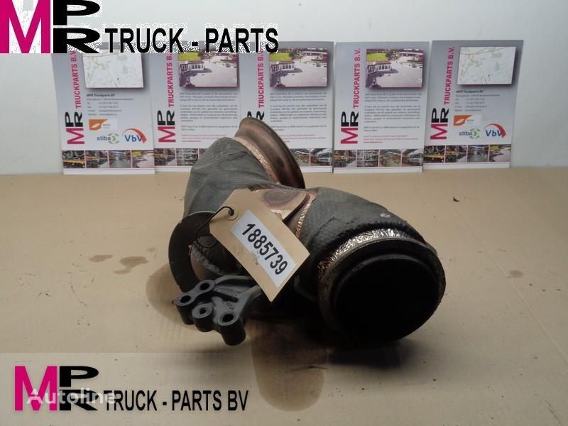 DAF 1885739 EURO 6 MX13 Uitlaatpijp (1885739) other exhaust system spare part for truck