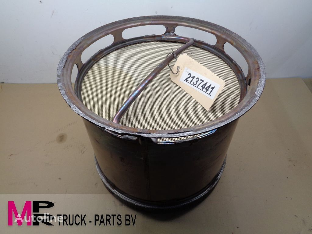 DAF DPF PARTIKEL FILTER 2137441 other exhaust system spare part for Daf CF/XF truck
