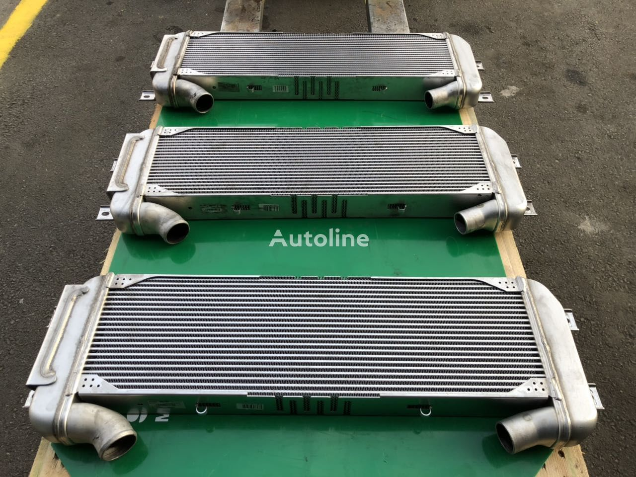 EGR coolers  SCANIA other exhaust system spare part for truck