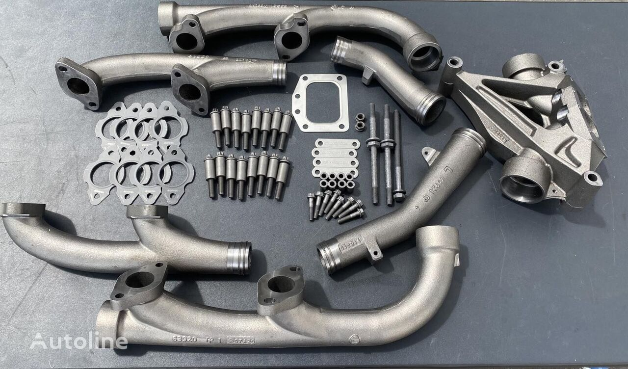 Exhaust manifold Kit scania other exhaust system spare part for truck