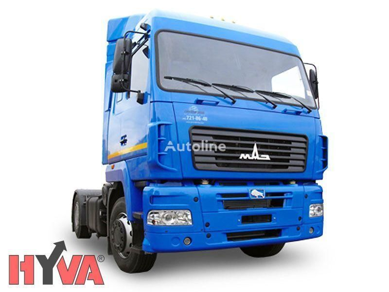 Gidravlika Hyva other hydraulic spare part for MAZ tractor unit