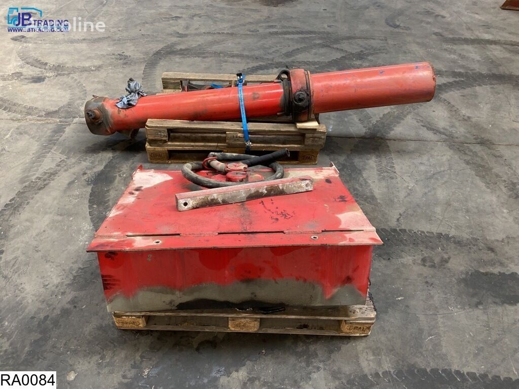 BENALU Silo, hydraulic tipper system other hydraulic spare part