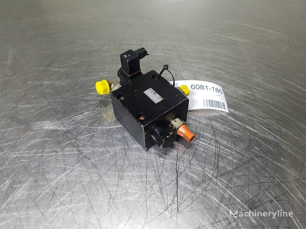 BUCHER Hydraulics MQE**x - 1M22G12 - CITYCAT 5000 - Valve other hydraulic spare part for other construction machinery