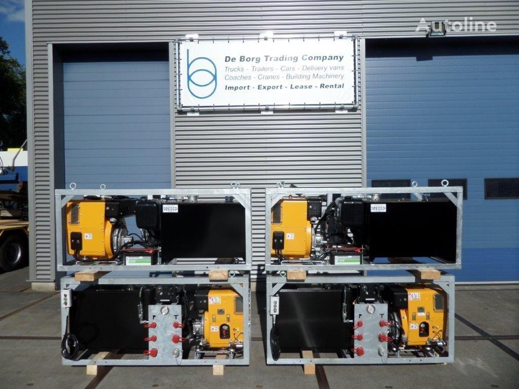 Hatz Silent Hatz Hydraulic diesel SilentPack for Heavy Transport Equi other hydraulic spare part