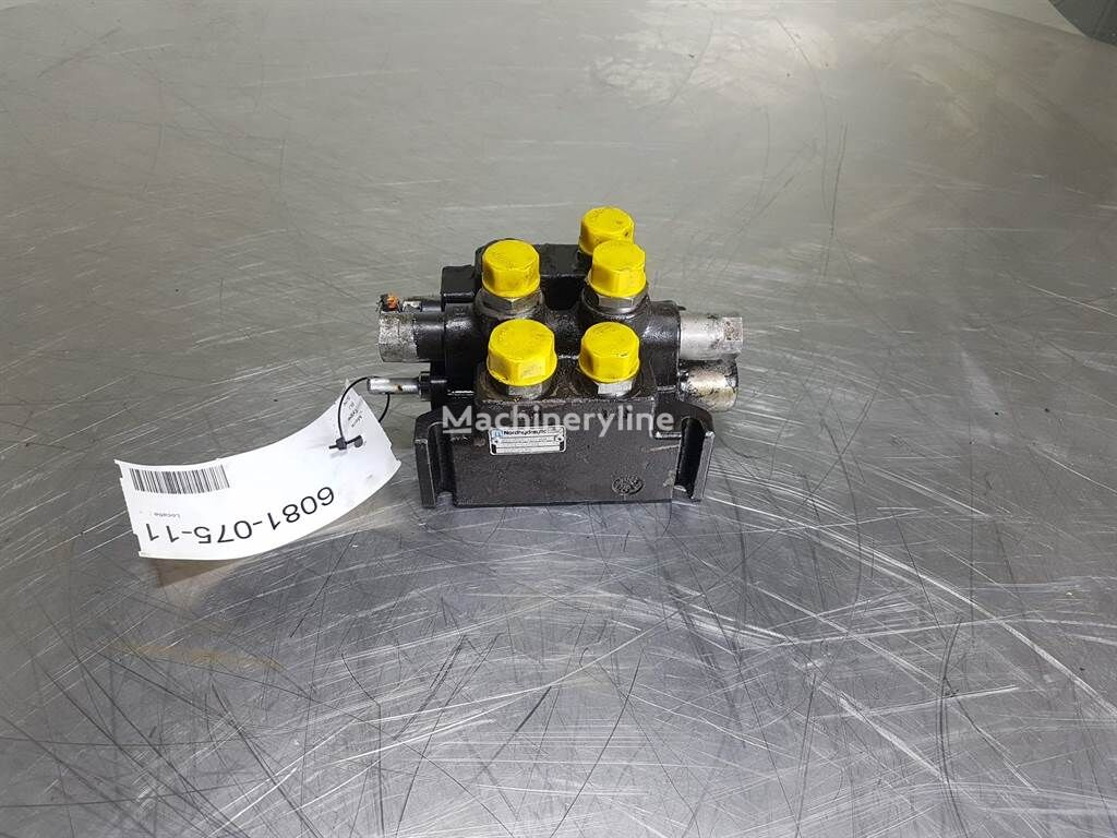 Nordhydraulic RS-211 - Ahlmann AZ 150 - Valve/Ventile/Ventiel other hydraulic spare part for other construction machinery