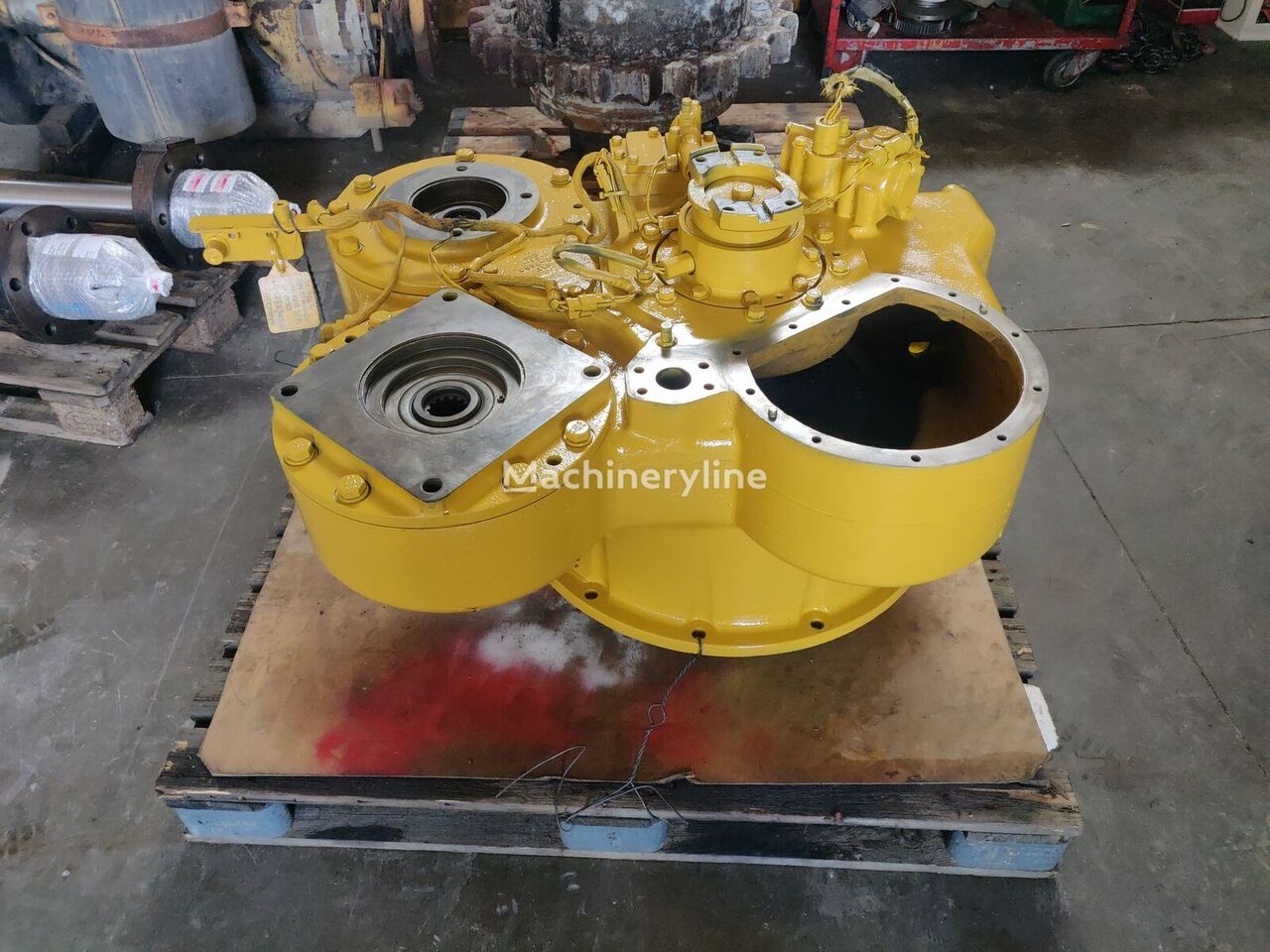 USED TORQUE CONVERTER S/N 6AT00274 other hydraulic spare part for CATERPILLAR 988G  wheel loader