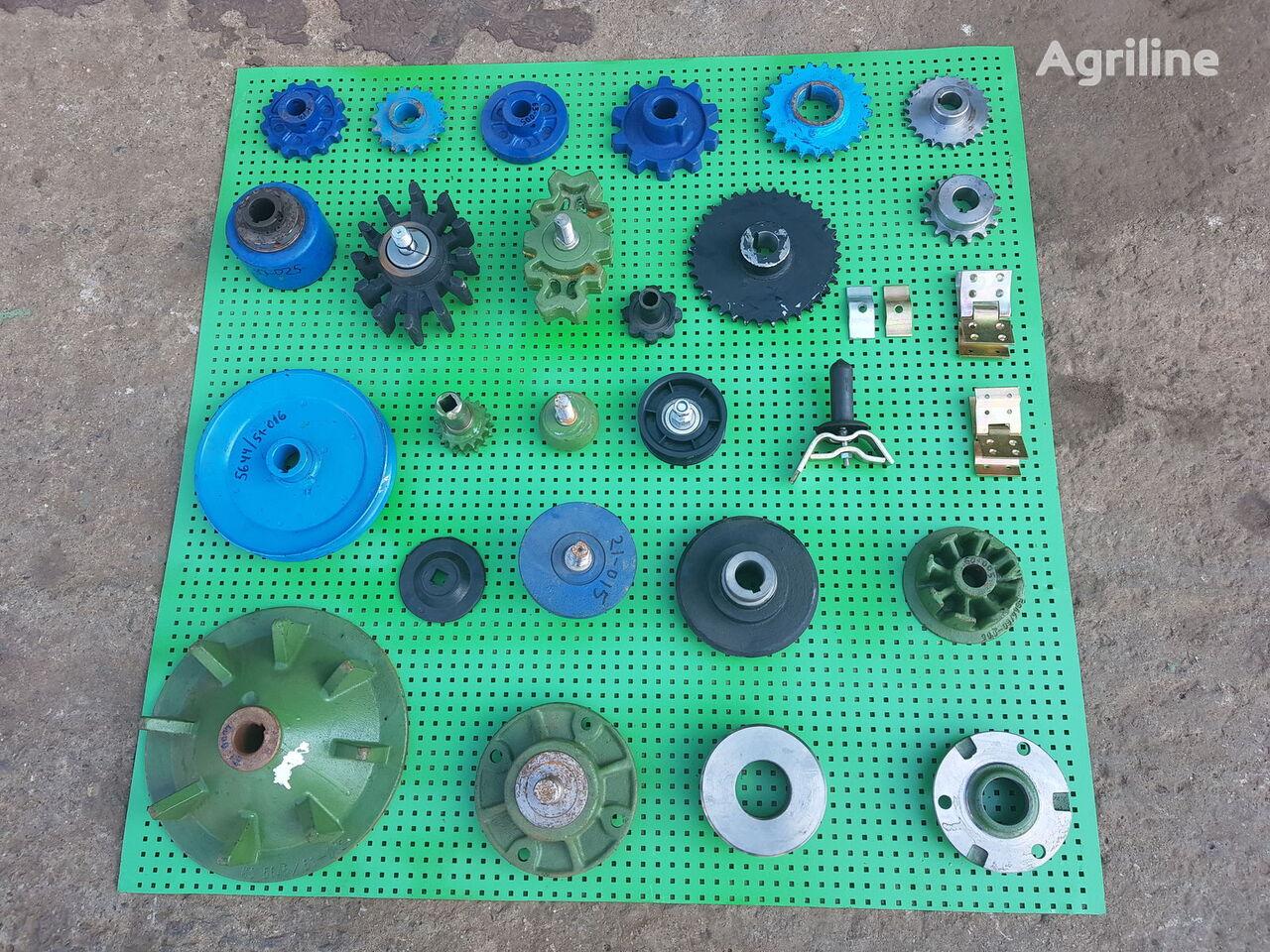 Zapchastini do kartoplezbiralnih kombayniv other operating parts for GRIMME ANNA, BOLKO, HASSIA, KTN  potato digger