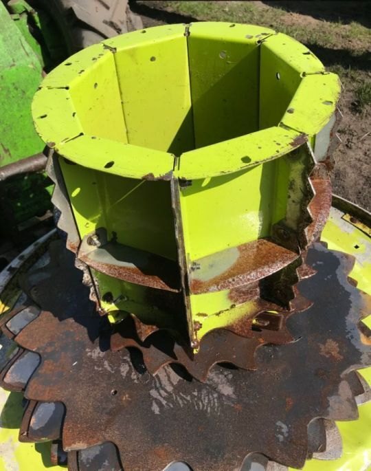 Bęben other operating parts for CLAAS RU 600 XTRA corn header