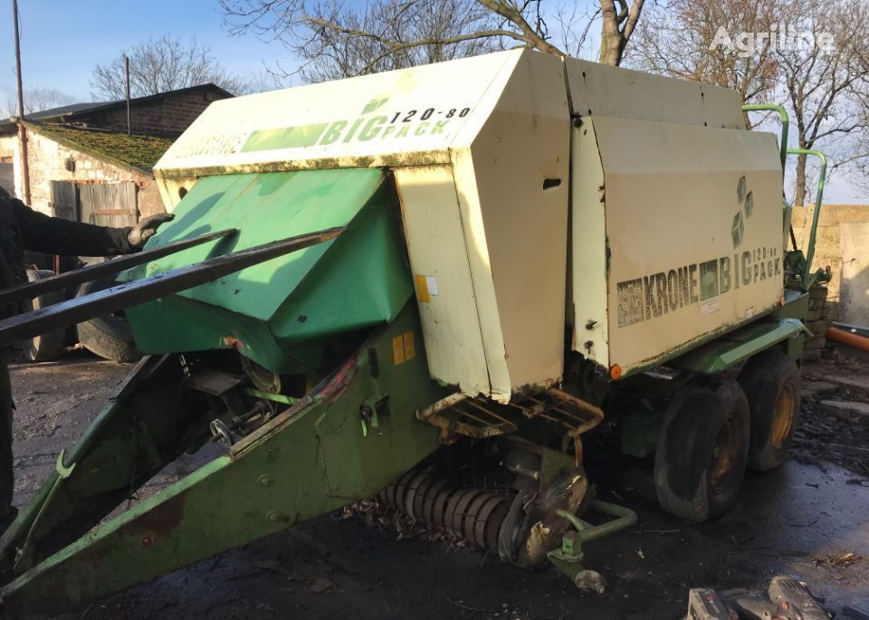 Aparaty Wiążące other operating parts for KRONE BIG PACK 120-80 baler