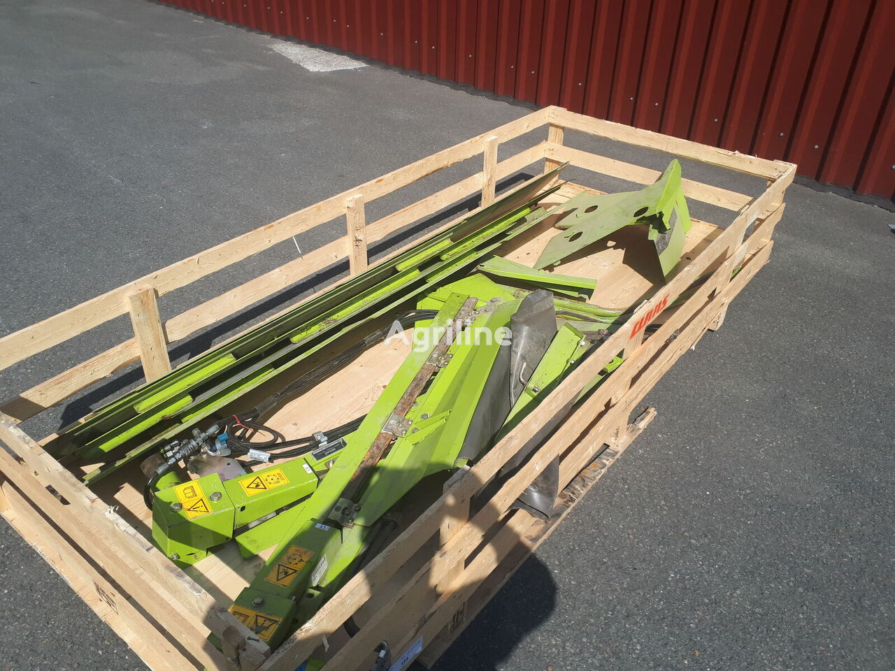 Rapskit  CLAAS other operating parts for CLAAS Vario 900 und Claas Vario 1050  reaper