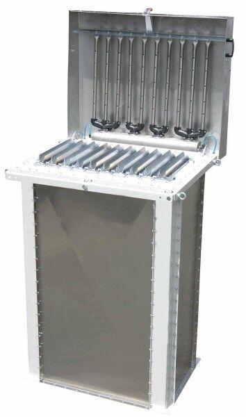 Poligonal Filtreler OZB other operating parts for concrete plant