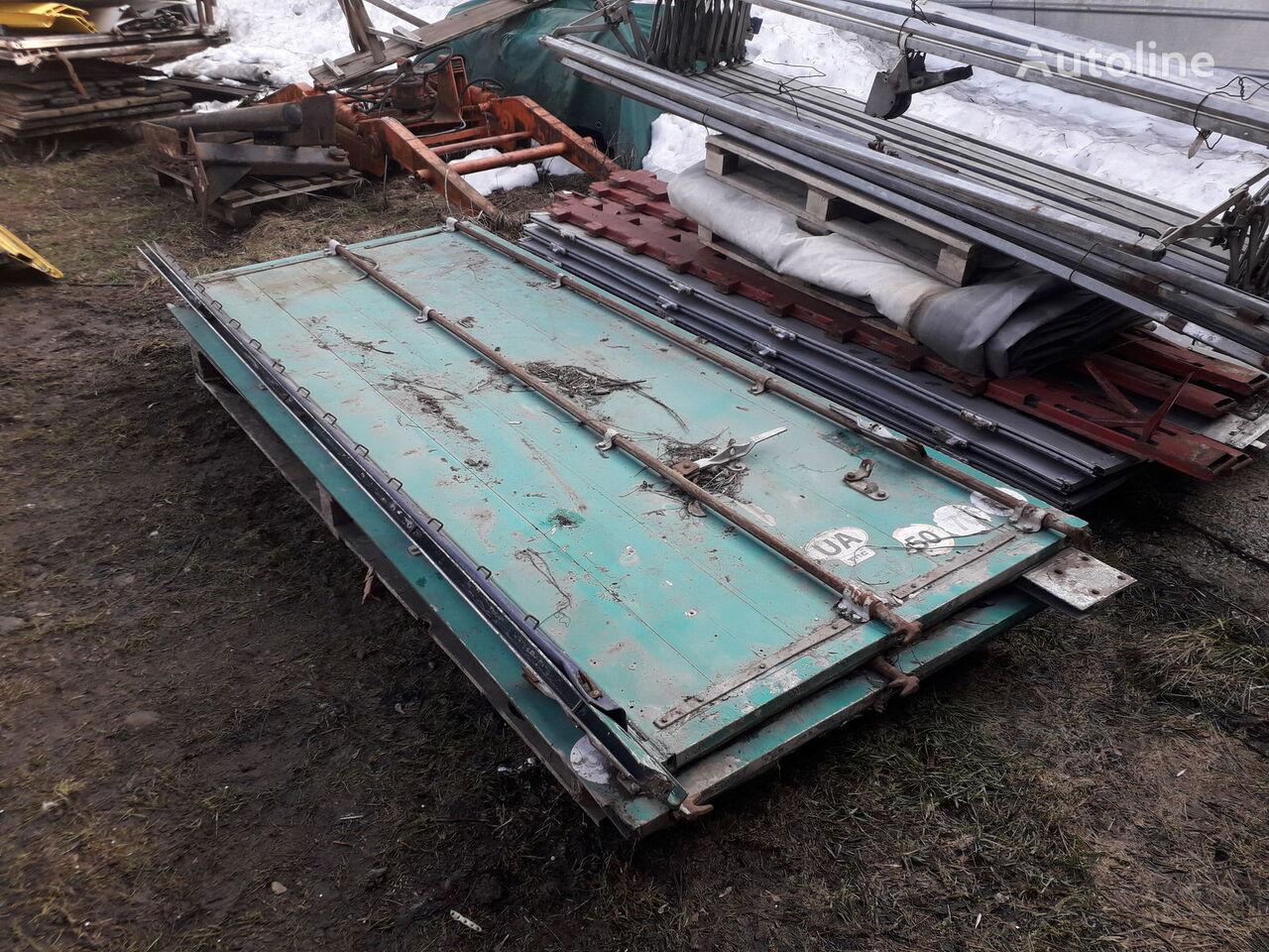 Dveri prichipa other spare body part for MEGA trailer