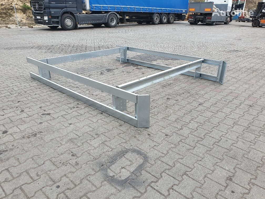 OSŁONY BOCZNE NACZEPY SCHMITZ other spare body part for semi-trailer