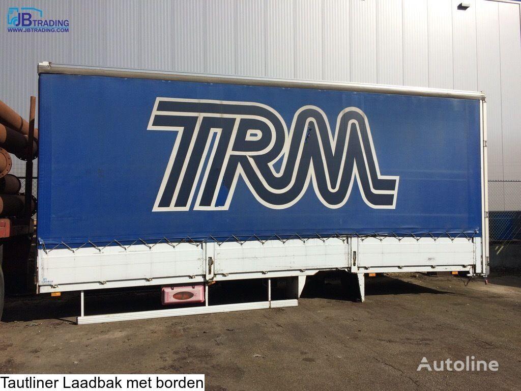 MERCEDES-BENZ Tautliner + Borden other spare body part for truck