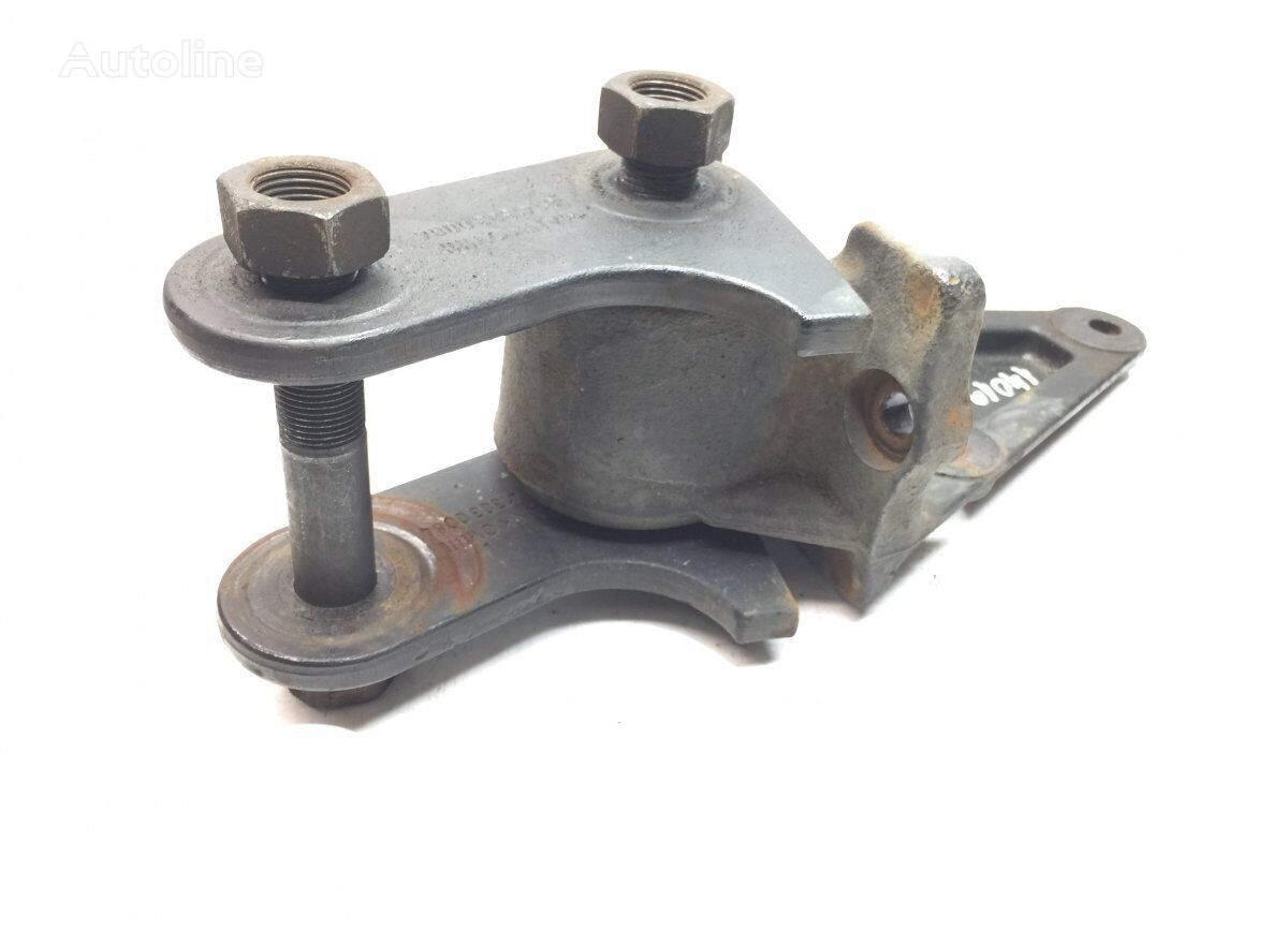 Leaf Spring Bracket, Front Axle Rear Right (81413030084) other suspension spare part for MAN TGX (2007-) tractor unit