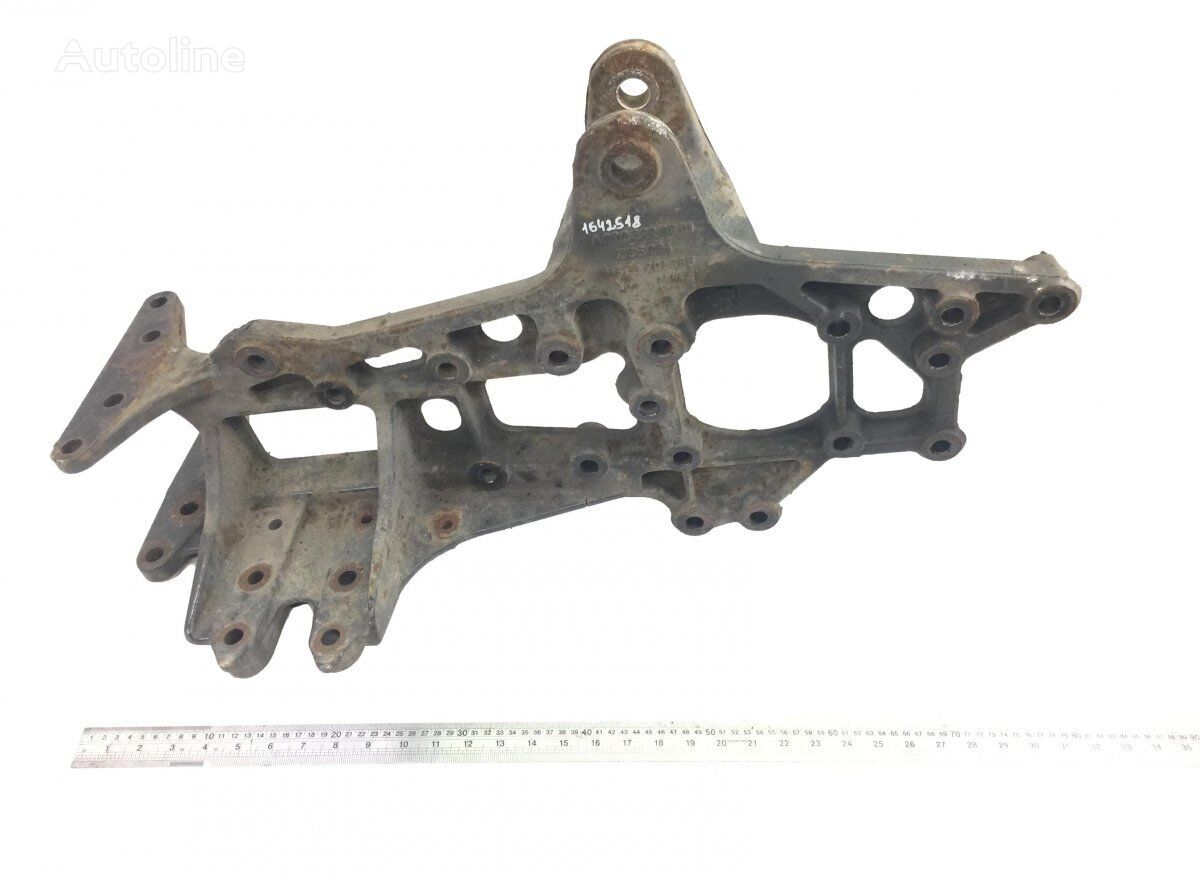 Leaf Spring Bracket, Front Axle, Front Right (A9303220801) other suspension spare part for MERCEDES-BENZ Actros MP2/MP3 (2002-2011) tractor unit