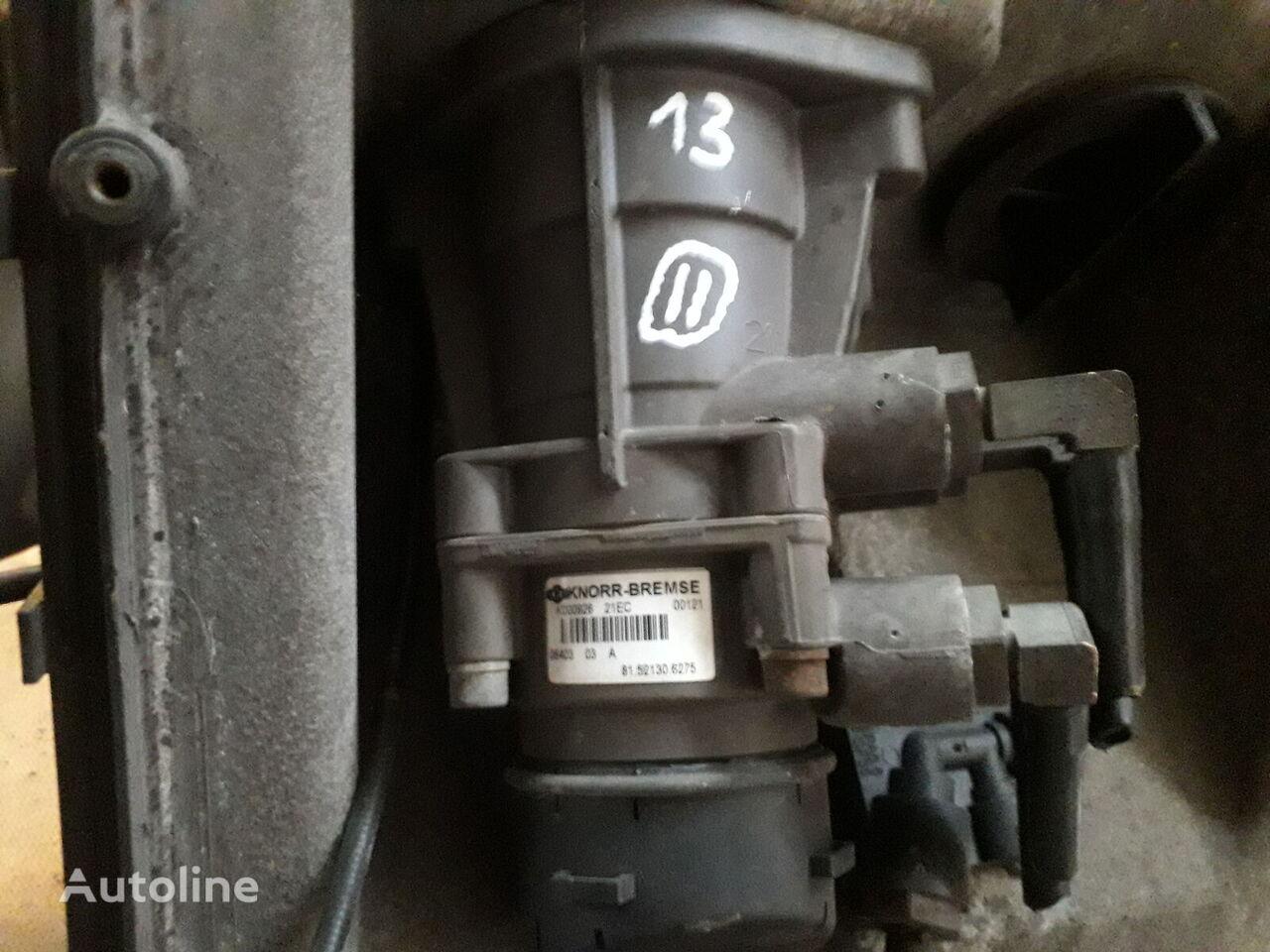 Golovniy tormozniy kran KNORR-BREMSE (81.52130.6275) other suspension spare part for MAN TGA tractor unit