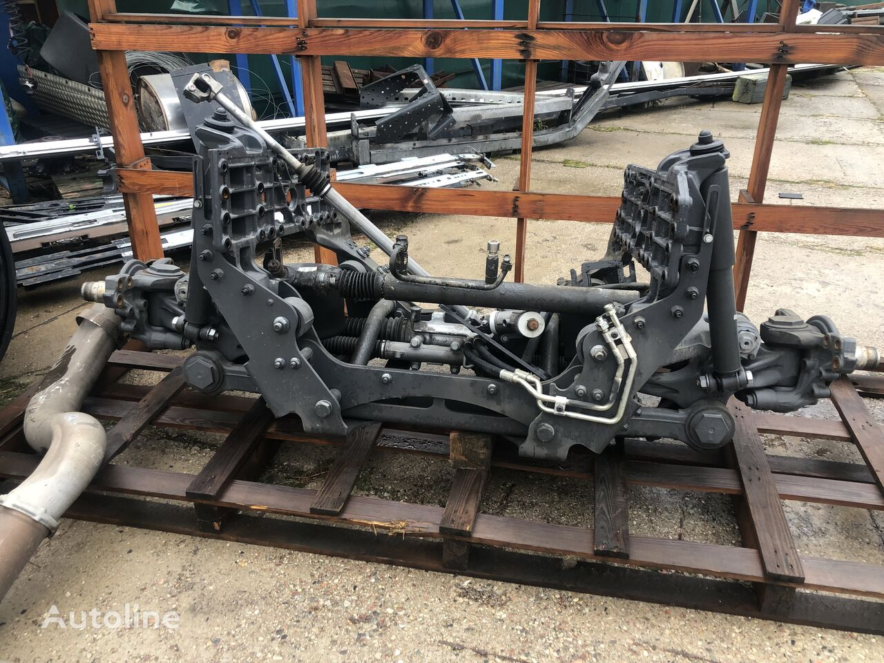 Volvo FH 4  VOLVO FH 4 other suspension spare part for VOLVO FH truck