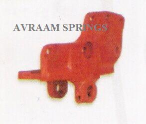 FRONT SPRING BRACKET MERCEDES-BENZ other suspension spare part for MERCEDES-BENZ truck